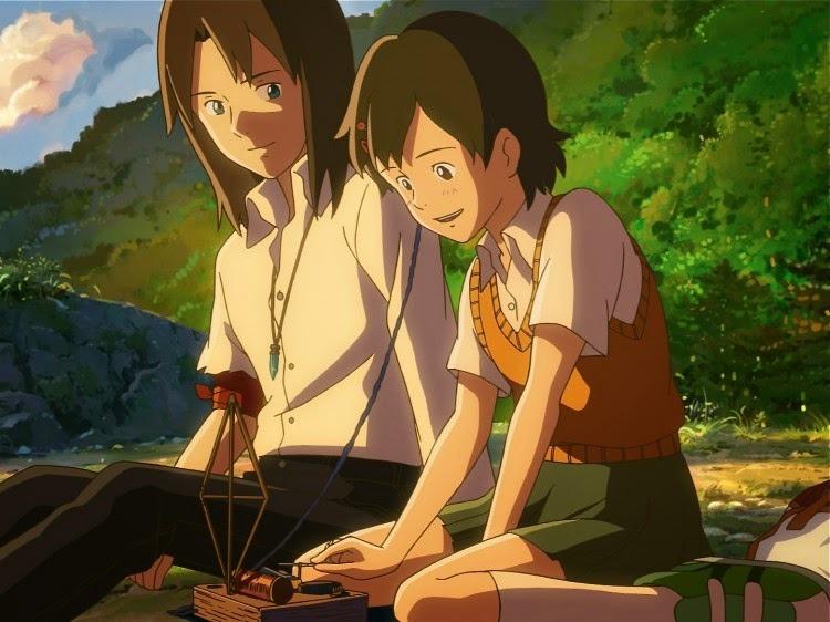 Viagem para Agartha, Makoto Shinkai