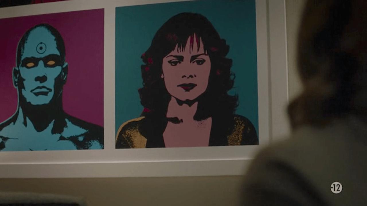 Cena do terceiro episódio de Watchmen da HBO