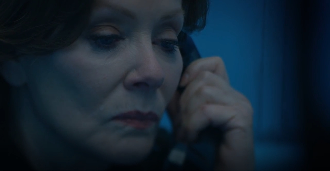 "Laurie Blake (Jean Smart) em ""She Was Killed By Space Junk"""