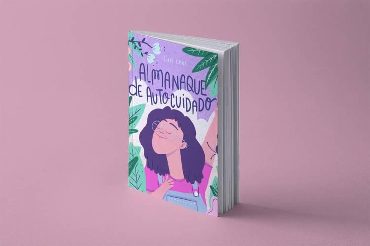 Almanaque de Autocuidado - Lila Cruz