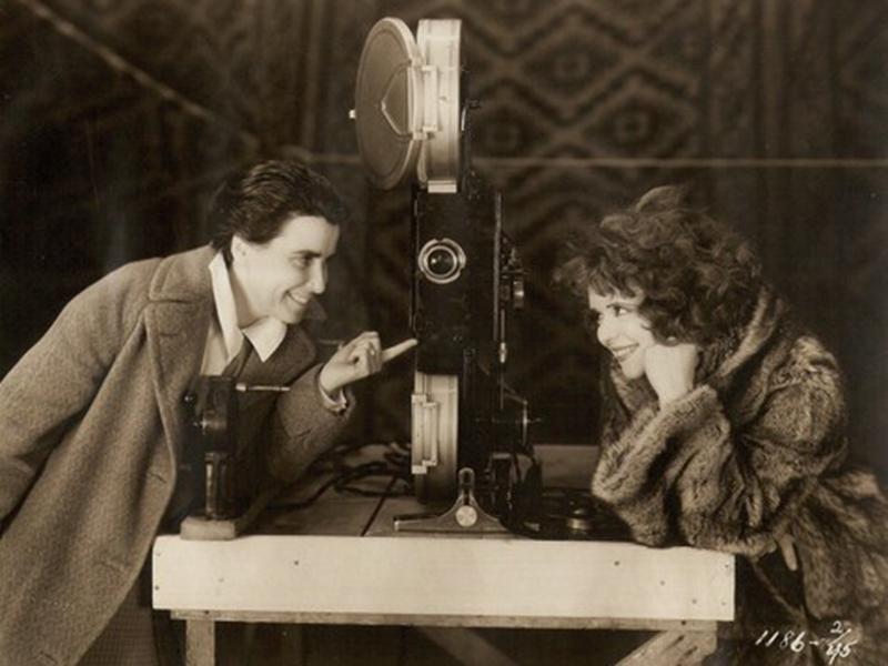 Dorothy Arzner e Clara Bow