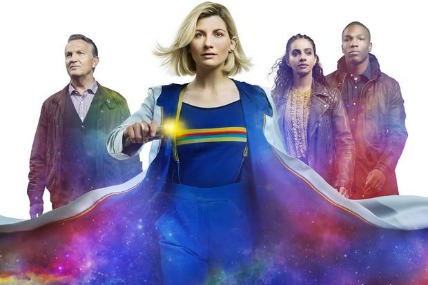 """""""Doctor Who"""" ganha data de estreia no Globoplay"""