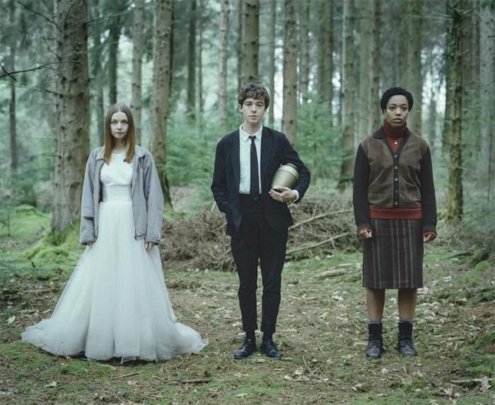 A nova temporada de The End of The F**king World foca em Alyssa, James e Bonnie.