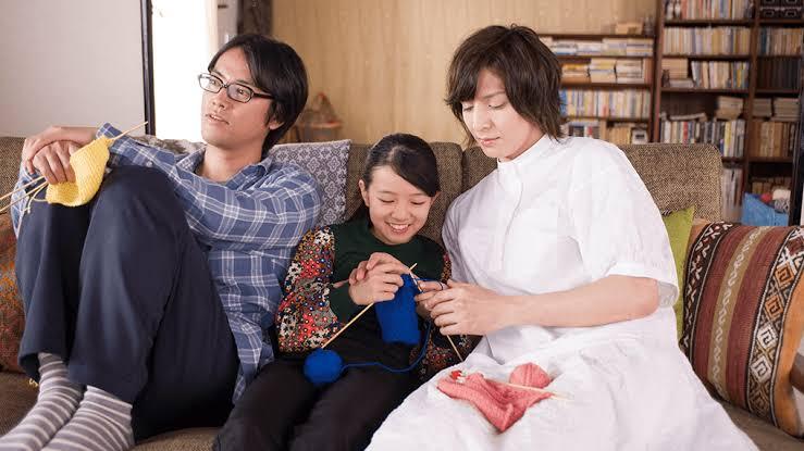 Entre-laços (2017), de Naoko Ogigami (Japão)