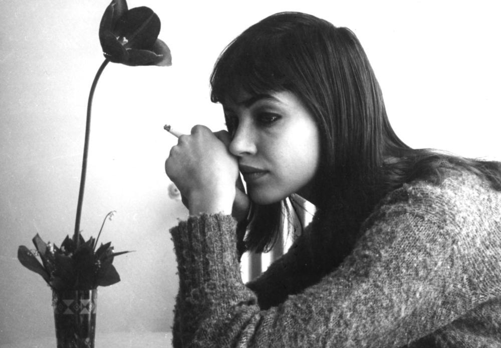 Anna Karina em Le Petit Soldat (1963)