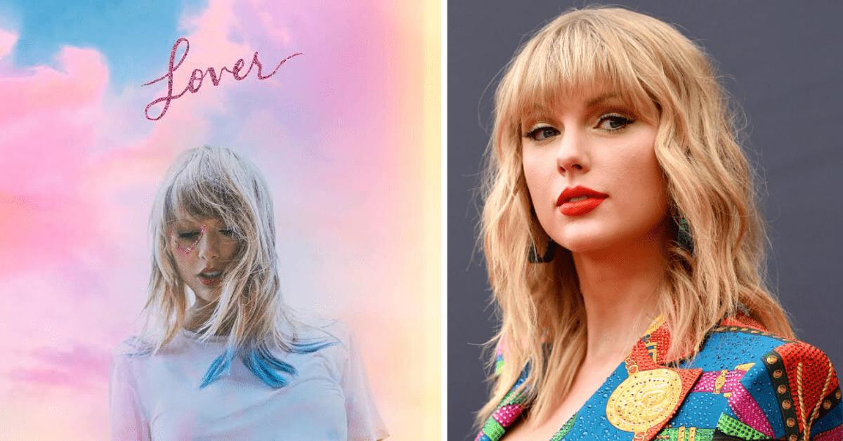 Lover -Taylor-Swift