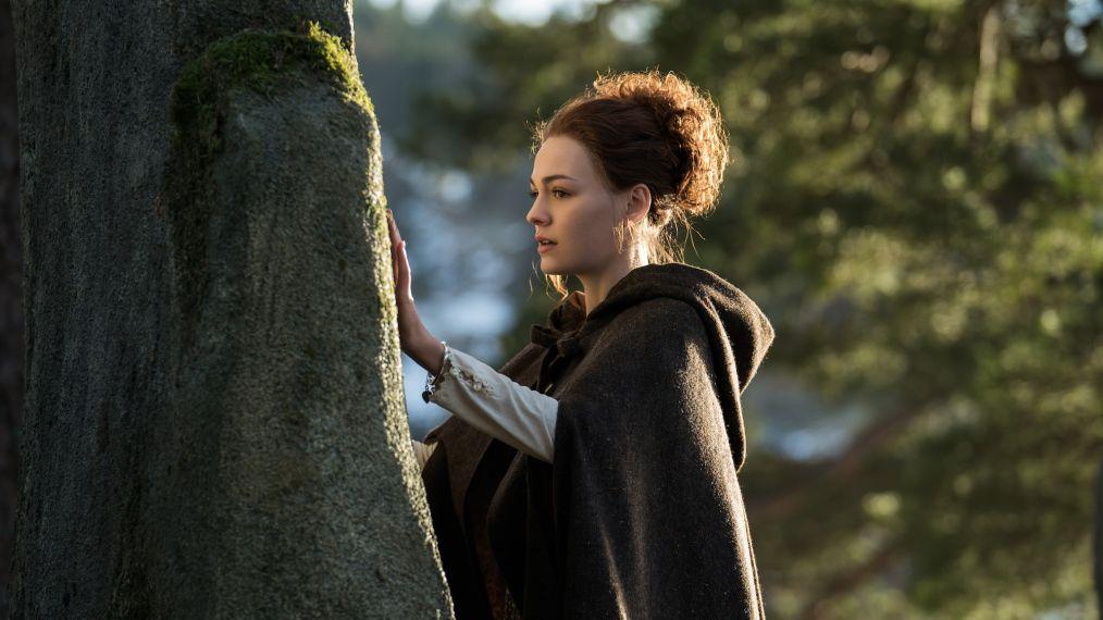 Brianna na 4ª temporada de Outlander