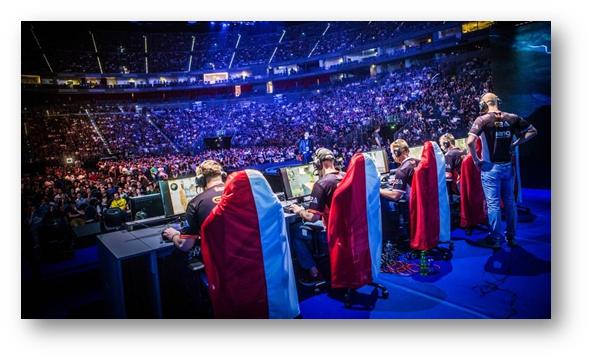 A influência dos E-sports no mundo das apostas