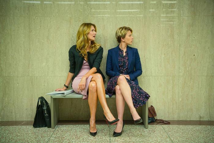 """Laura Dern e Scarlett Johansson em """"História de um Casamento"""""""