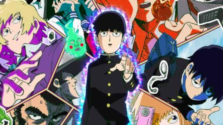 Melhores Animes de 2019: Mob Psycho 100 II