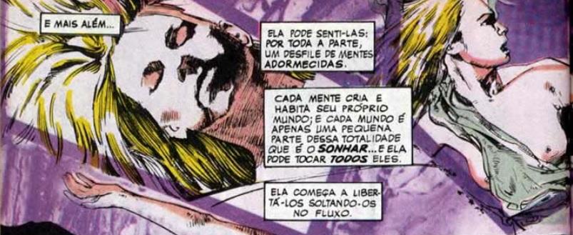 """Rose Walker em """"Sandman"""