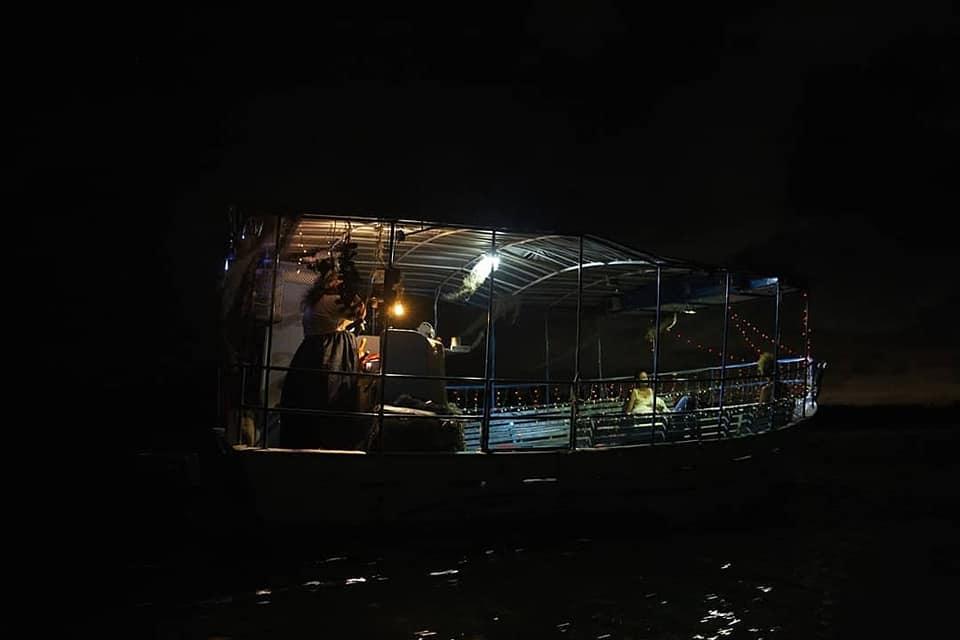 """Cena de """"A Barca"""", curta-metragem exibido na 23ª Mostra de Tiradentes"""