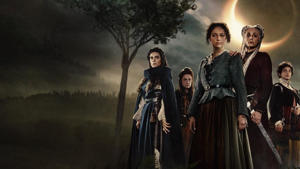 Luna Nera estreia na Netflix