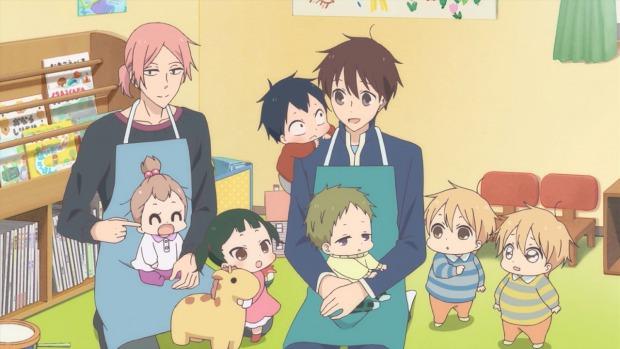 "Gakuen Babysitters"" e a subversão da masculinidade tóxica | ANIME"