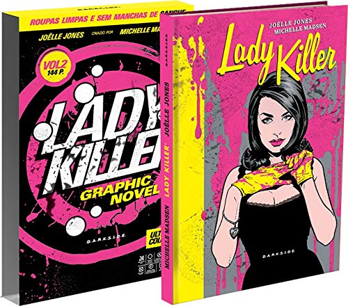 Lady Killer, Volume 2, de Joëlle Jones e Michelle Madsen (resenha)