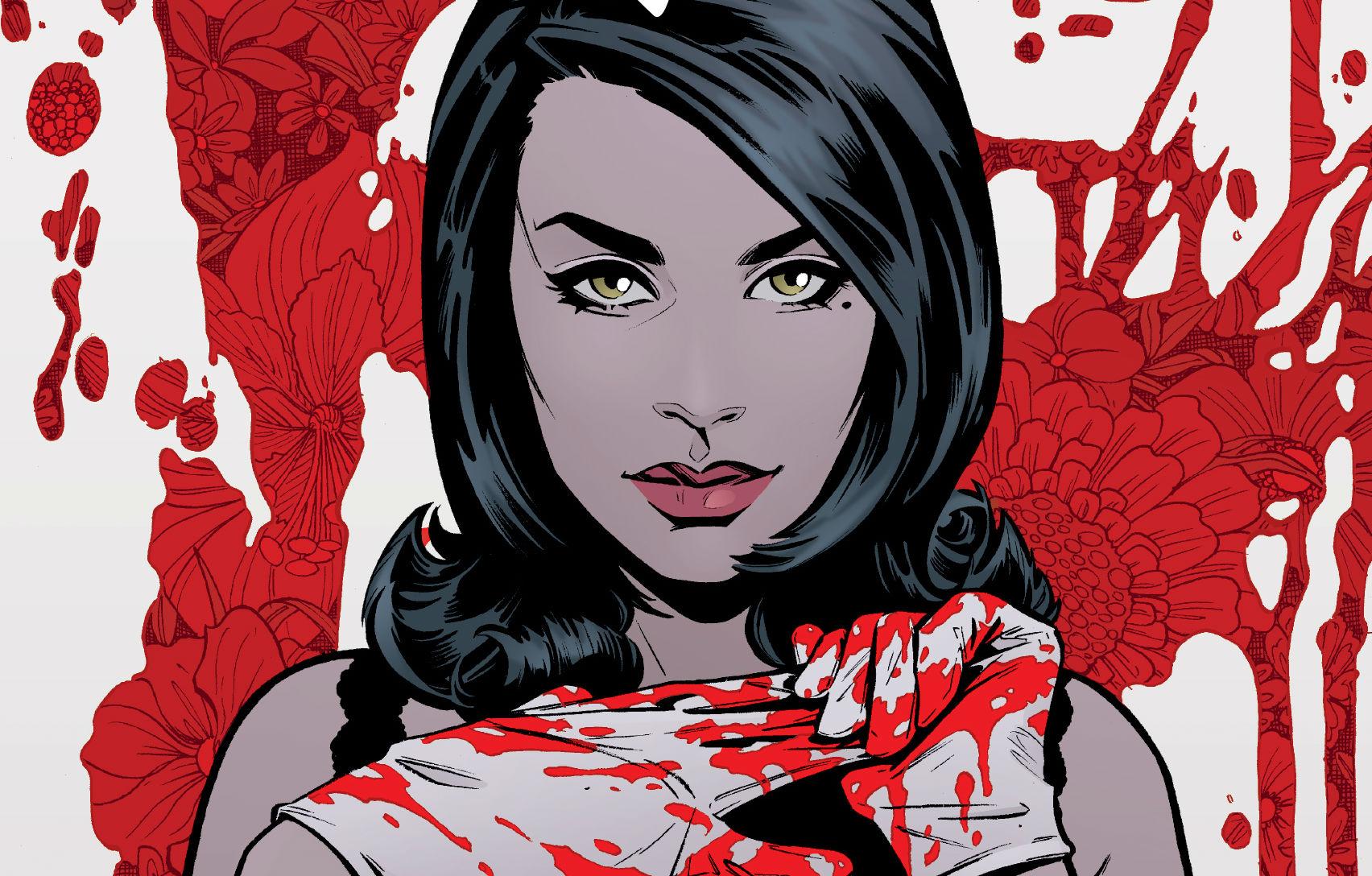 Lady Killer – Volume 2: Josie Schuller retorna mais sanguinária que antes!