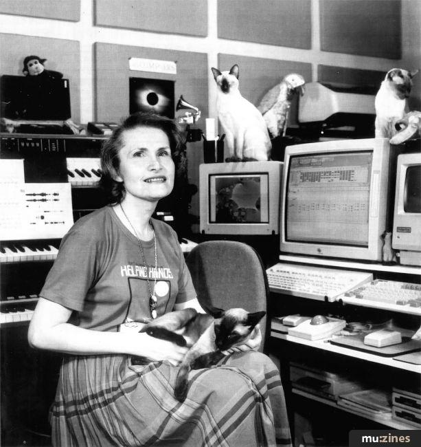 Wendy Carlos nos anos 90