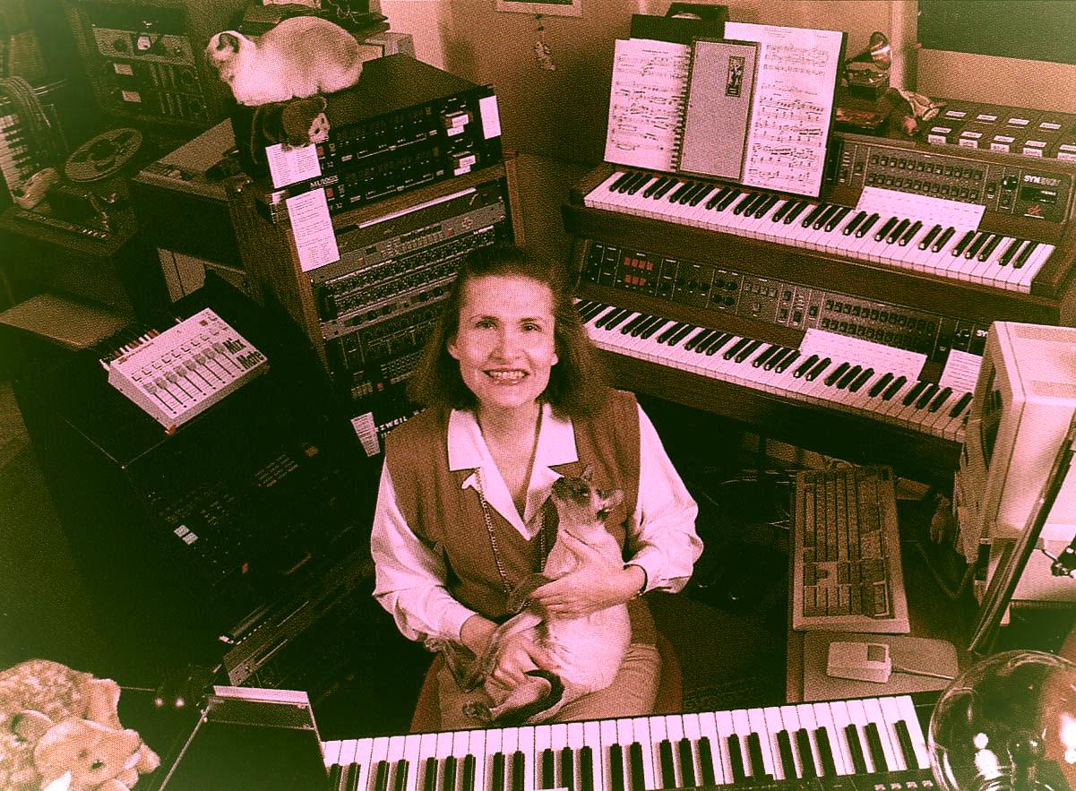 Entre orquestras e sintetizadores, Wendy Carlos é a matriarca da música eletrônica