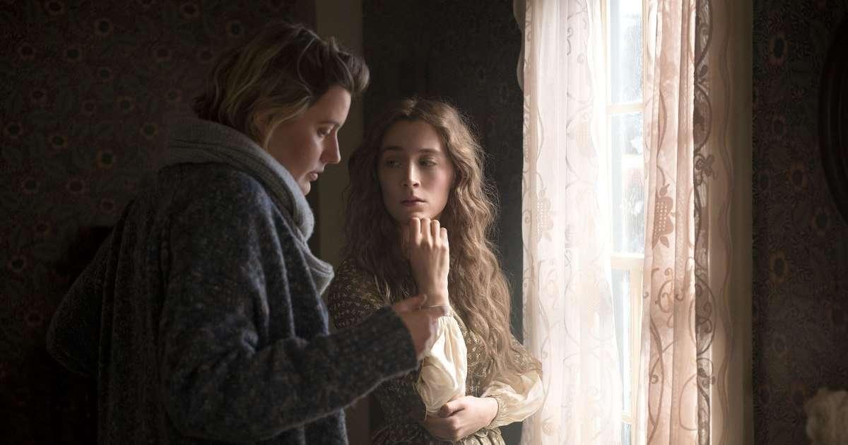 """Greta Gerwig dirige Saoirse Ronan em cena de """"Adoráveis Mulheres"""" - artistas que mereciam ter sido indicadas ao Oscar 2020"""