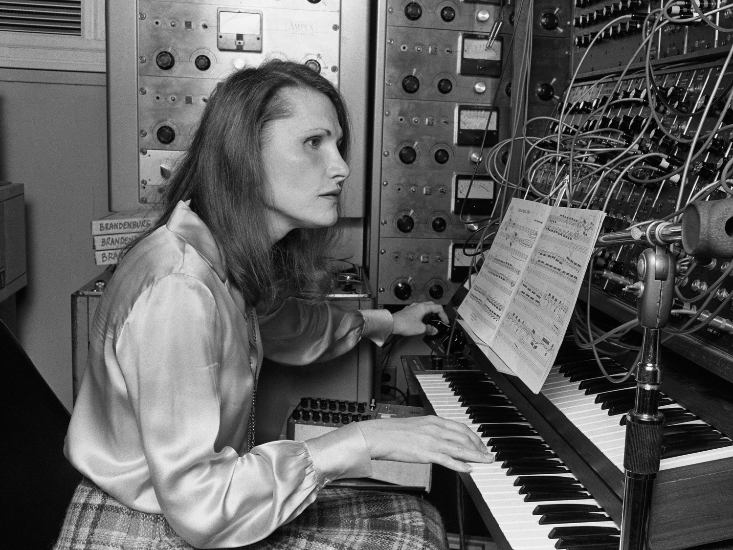 Wendy Carlos é a matriarca da música eletrônica
