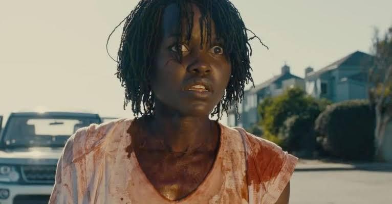 Lupita Nyong'o como Adelaide Wilson - artistas que mereciam ter sido indicadas ao Oscar 2020