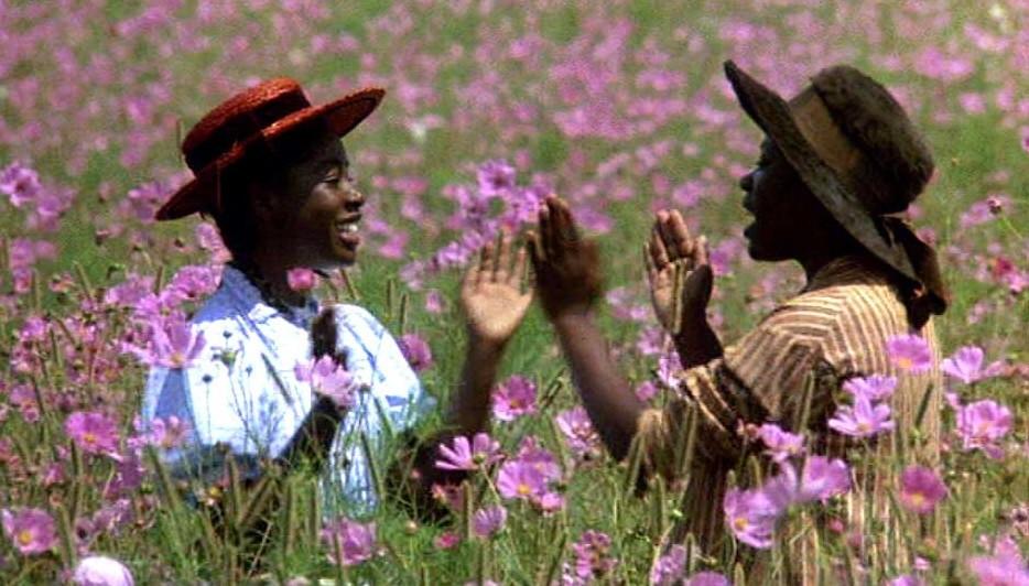 "Cena de ""A Cor Púrpura"" (1985)"