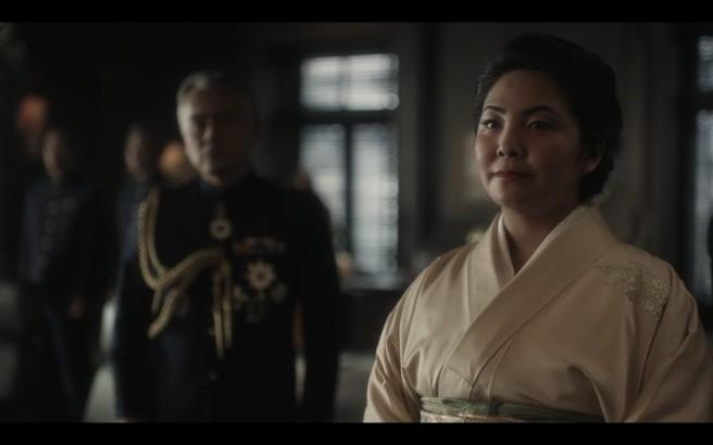"""Princesa Michiko: o empoderamento da mulher asiática em """"O Homem do Castelo Alto""""."""