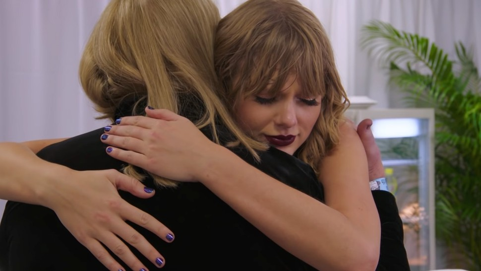 Taylor Swift no documentário Miss Americana