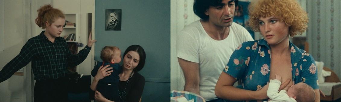 O recorrente tema da maternidade no filme da Agnès Varda.