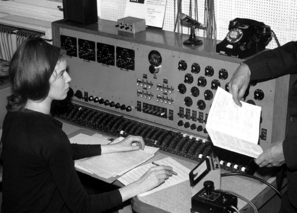 A chegada na BBC e o Radiophonic Workshop