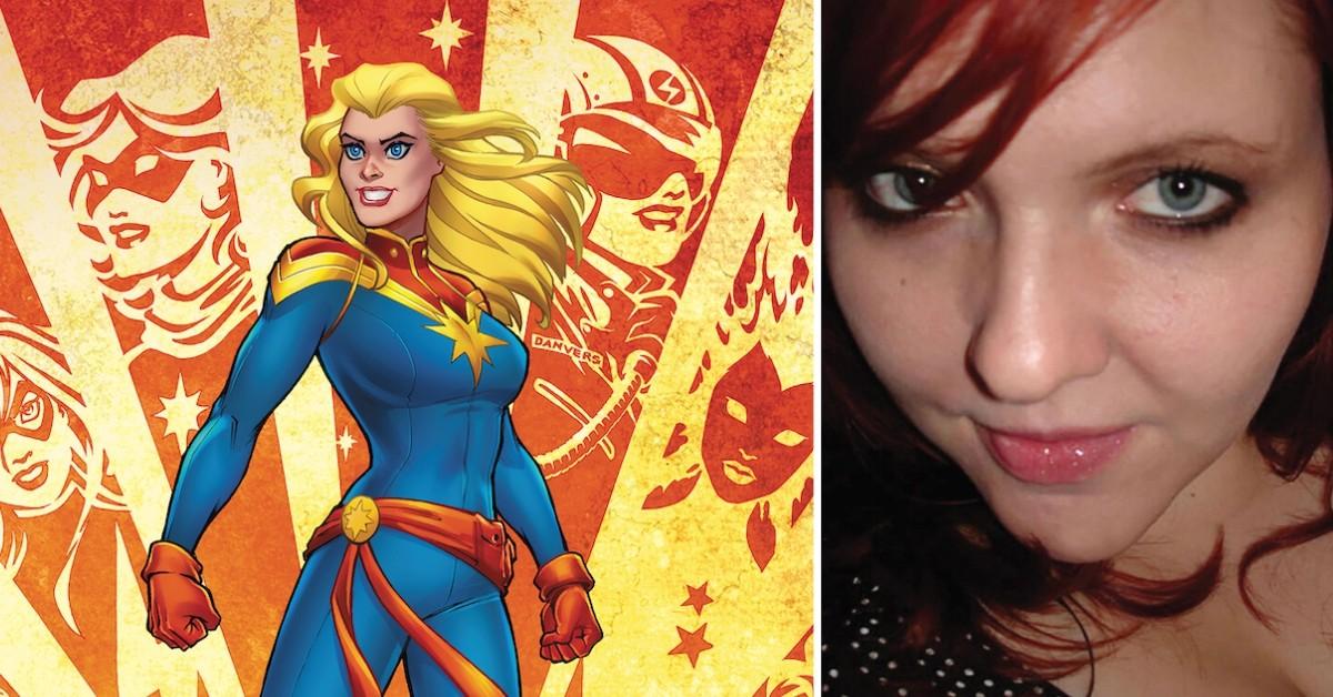Mulheres nos Quadrinhos: Kelly Thompson