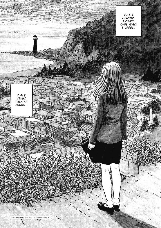 Uzumaki, Junji Ito