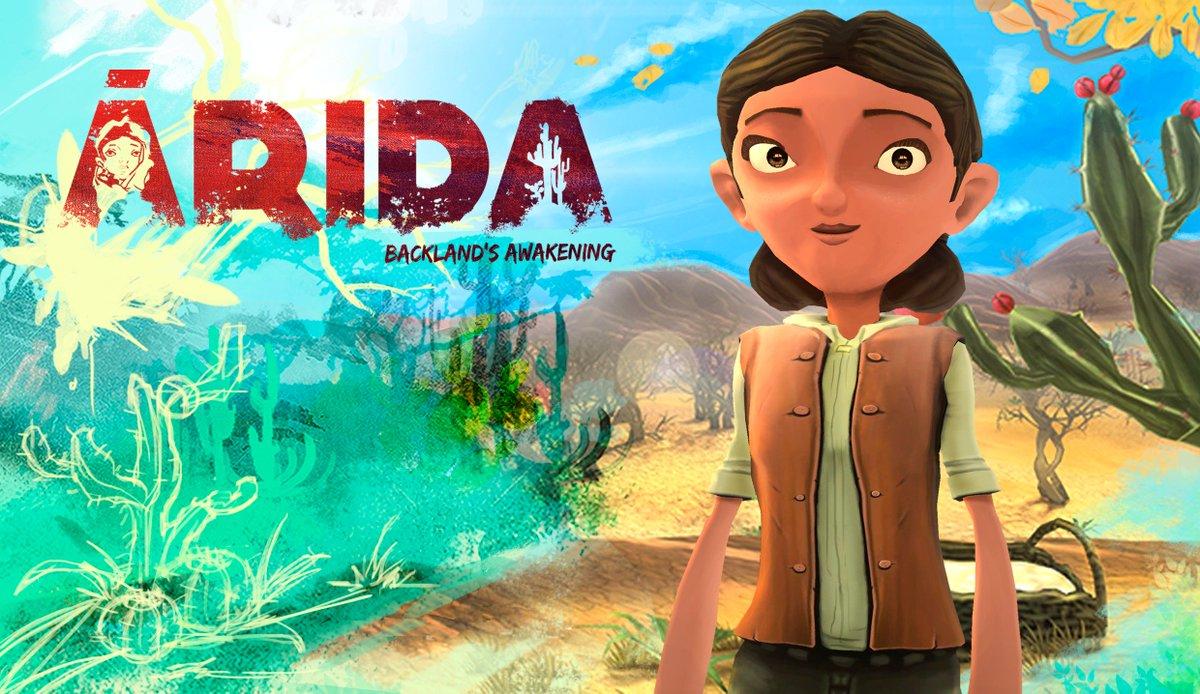 Árida: Backland's Awakening – uma homenagem ao sertão brasileiro
