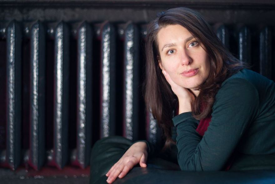 A diretora lituana Kristina Buožytė