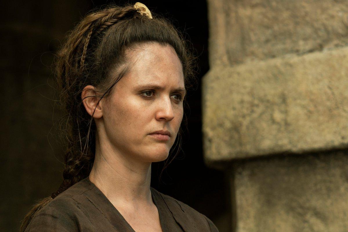 Brida (Emily Cox) em The Last Kingdom.