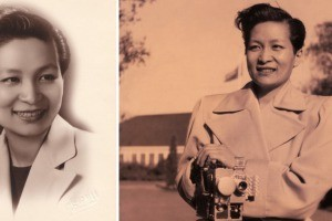 Mulheres na História do Cinema Esther Eng