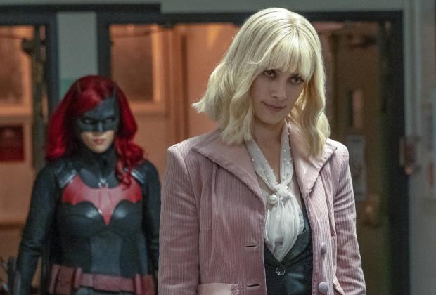 alice e batwoman