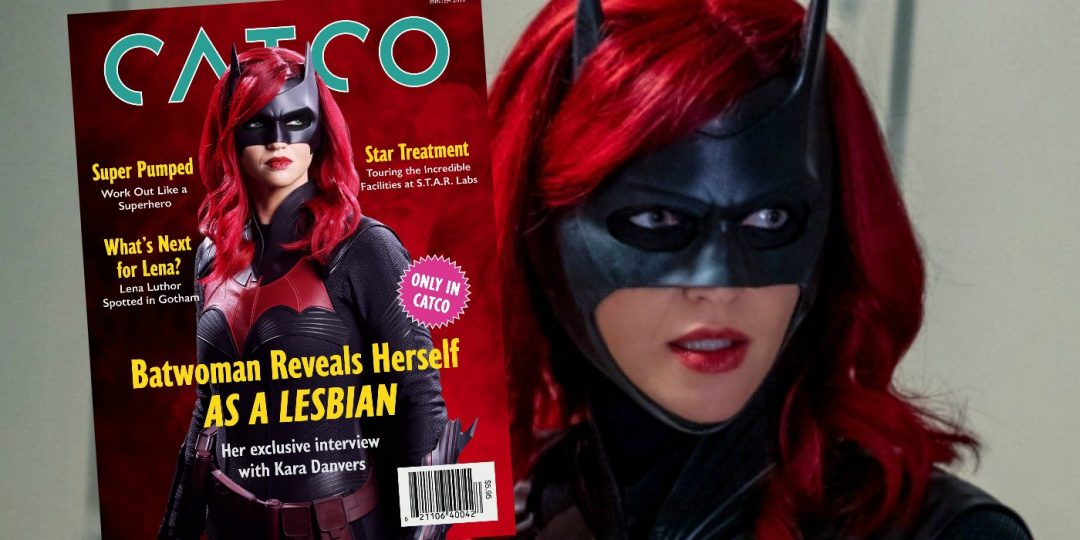 "Cena de ""Batwoman"""