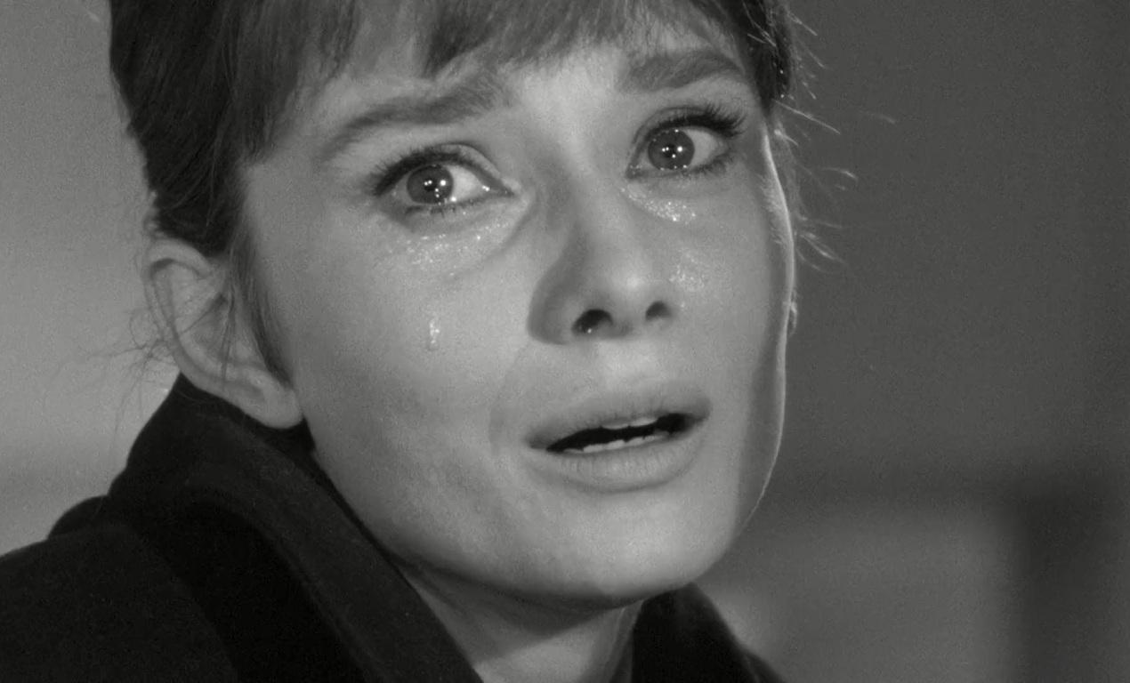 Karen (Audrey Hepburn) em Infâmia