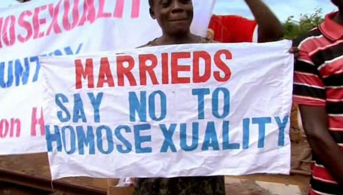 Homossexualidade - O Último Tabu Africano (Africa's Last Taboo, 2010), de Robin Barnwell