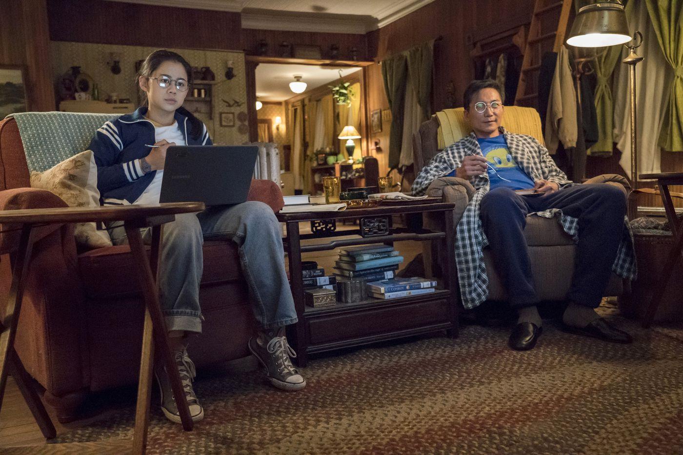 """Cena de """"Você Nem Imagina"""", filme de Alice Wu."""