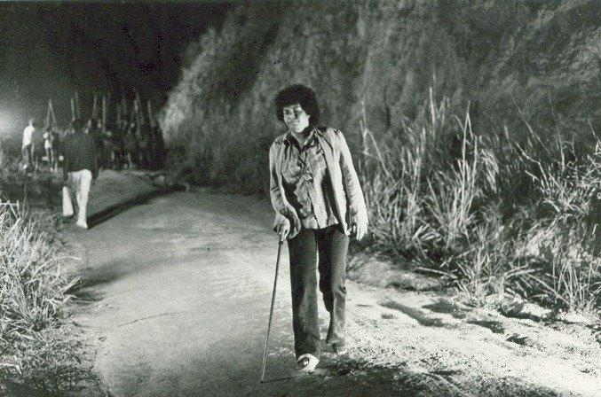 """Sampaio na locação de """"Adulto não brinca"""" (1981)"""