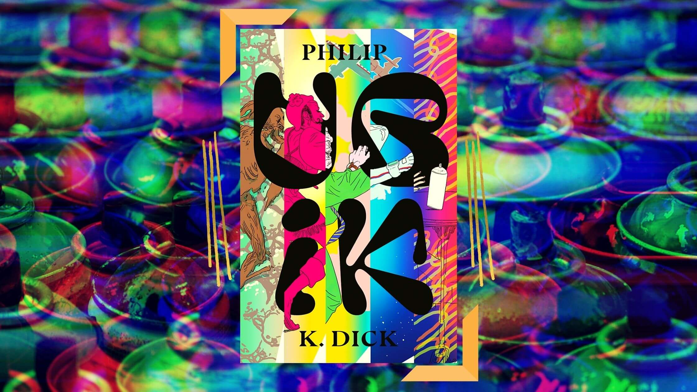 Ubik: apoie-se em Philip K. Dick para mergulhar em seguida