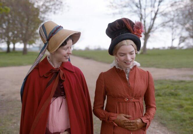 Adaptação do clássico de Jane Austen que mistura comédia e romance