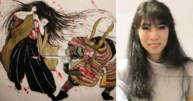 Mulheres nos Quadrinhos: Talessa Kuguimiya