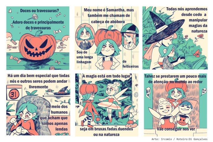 tirinha matinta - 8 ilustradoras e quadrinistas do norte brasileiro