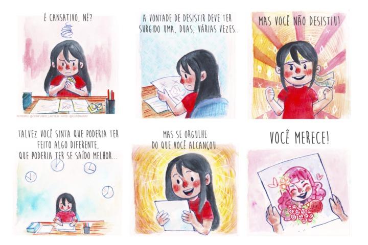 8 ilustradoras e quadrinistas do norte brasileiro