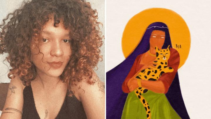 Beatriz Belo -  ilustradoras e quadrinistas do norte brasileiro
