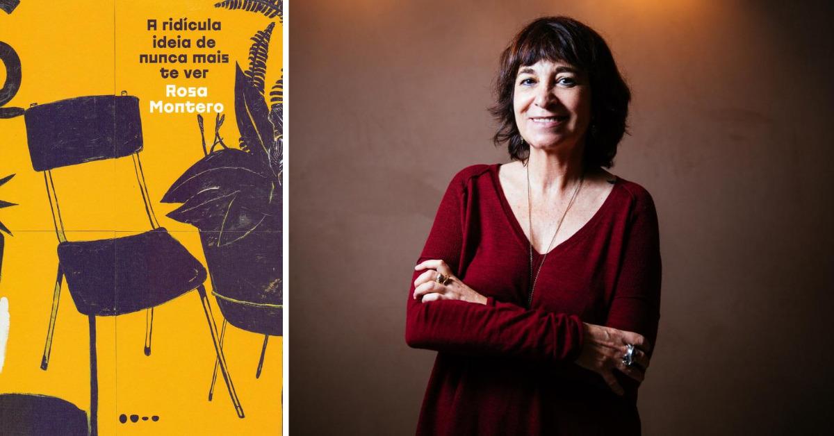 A autora Rosa Montera