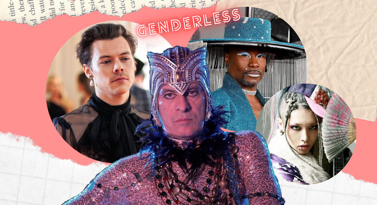 #08 Artistas que desafiam estereótipos de gênero no meio musical